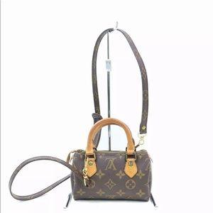 Authentic Louis Vuitton Mini Speedy Bag